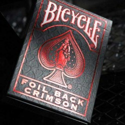 Bicycle Metalluxe Red